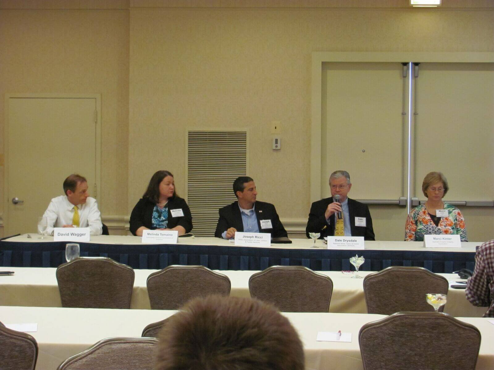 Image of panel speakers.